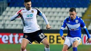 Serie B Brescia supera 2 0 il Cosenza e si allontana dai playout