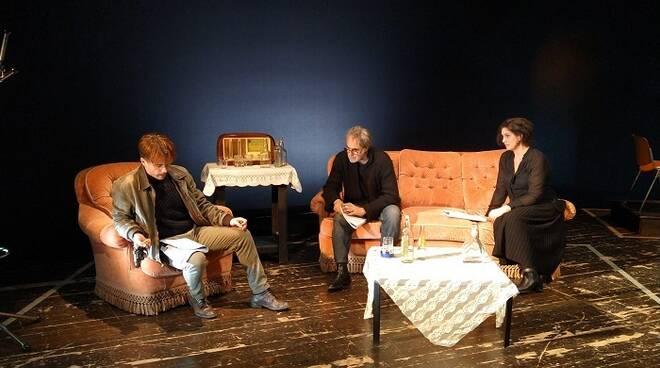 Teatro Aperto: Il bacio di Tosca