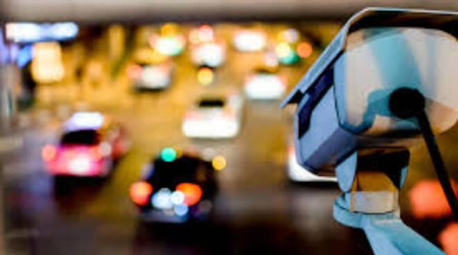 traffico controllo monitoraggio telecamere