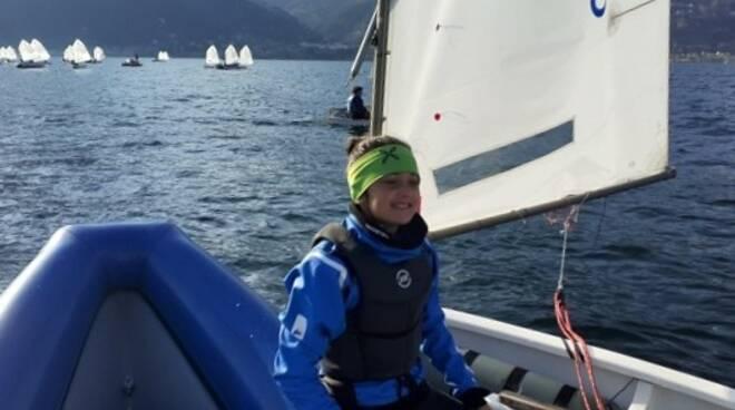 vela optimist canottieri garda
