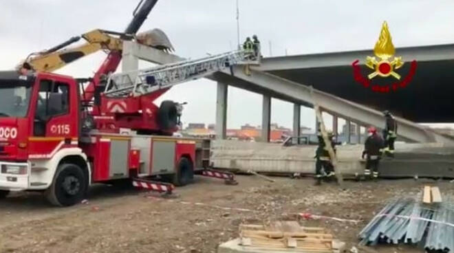 50enne di Chiari morto in cantiere ad Alessandria altri due bresciani feriti