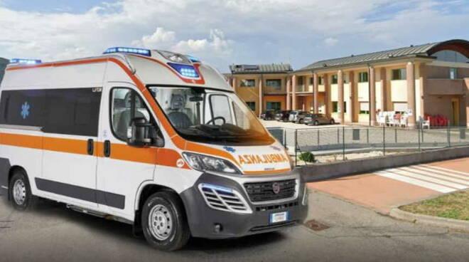 Ambulanza Cosp Mazzano