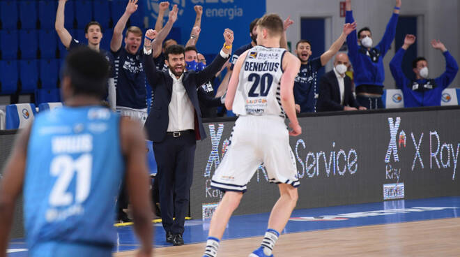 Basket Brescia Sassari