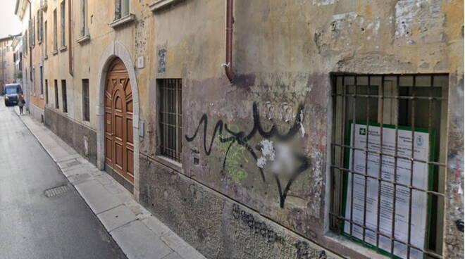 Brescia Contrada Santa Chiara 41