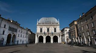 Brescia Loggia Piazza