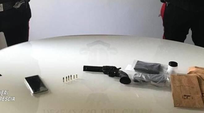 carabinieri desenzano su tentato omicidio di Montichiari