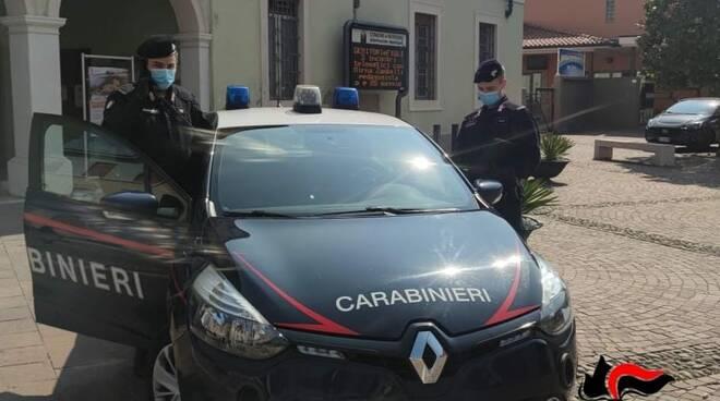 carabinieri di Nuvolento