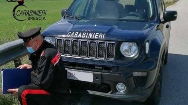 carabinieri gambara