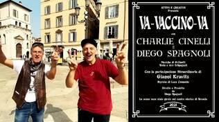 Charlie Cinelli e Diego Spagnoli