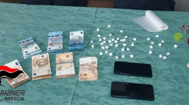 cocaina Brescia