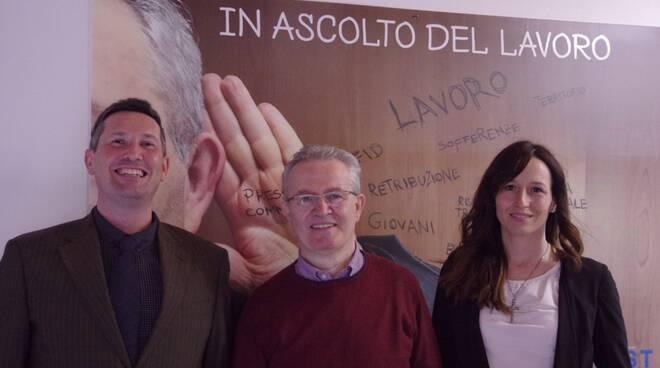 delegati bresciani della First Cisl