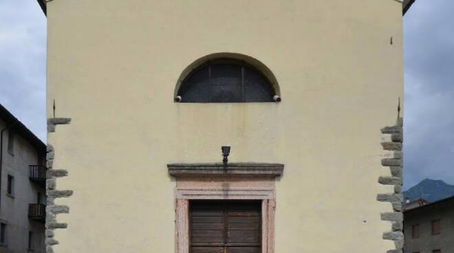 Due opere arte rubate da chiesa a Storo Tn denunciato bresciano
