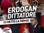 erdogan-petizione della lega giovani