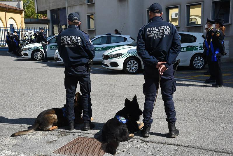 festa polizia locale brescia