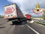 Incidente Autostrada A4 tra Sommacampagna e Desenzano