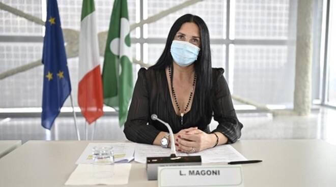 Lara Magoni nuova immagine