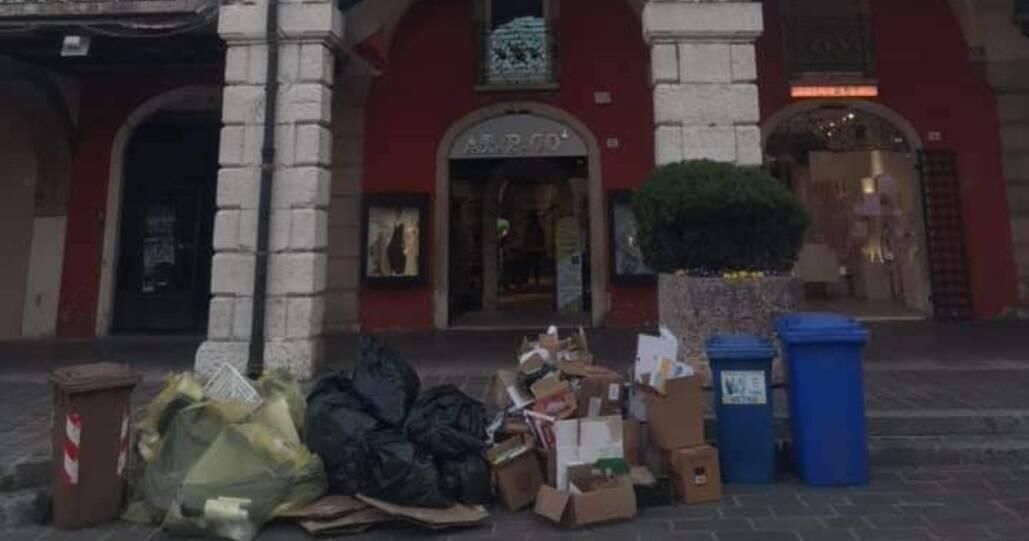 raccolta rifiuti desenzano
