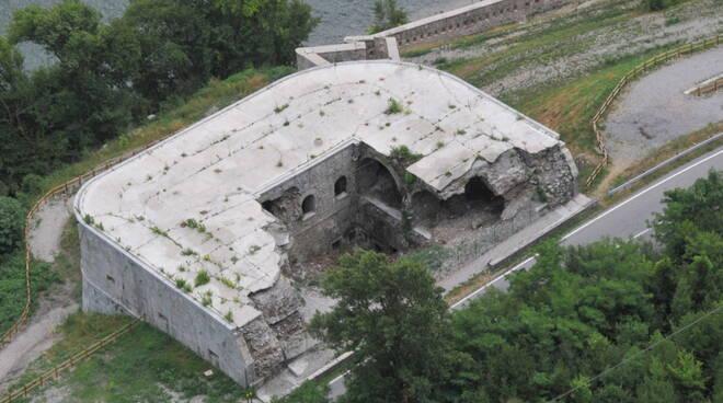Rocca d'Anfo Batteria Statuto