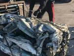 Sgominata banda dei furti auto bresciani tra gli arrestati e denunciati
