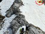 Soccorso alpino Concarena Vigili del Fuoco