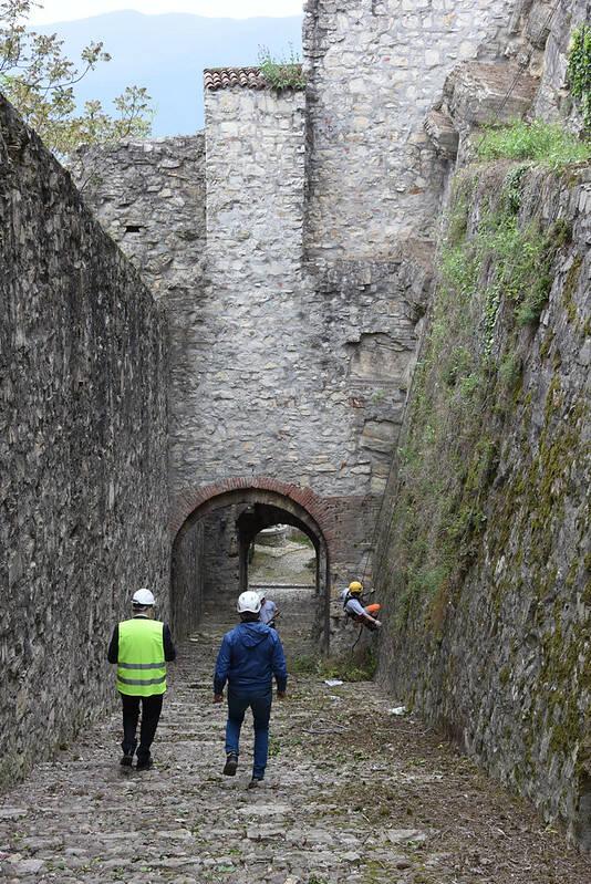 Strada del Soccorso presto restituita alla città di Brescia