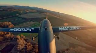 Trasporto merce con i droni in Europa approdo anche a Montichiari