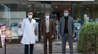 Vaccino antiCovid e tamponi rapidi in azione le farmacie comunali di Desenzano