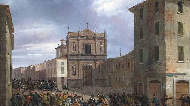 X Giornate combattimento in San Barnaba