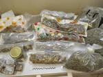 Brescia 12 chili di hashish e serra con piante di marijuana due arresti