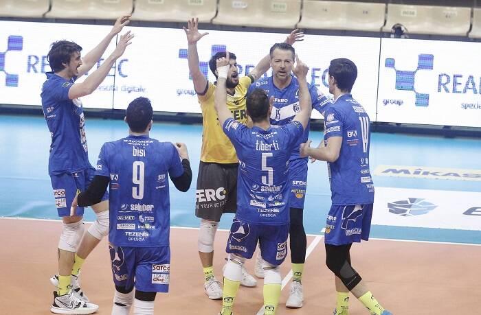 Brescia volley maschile