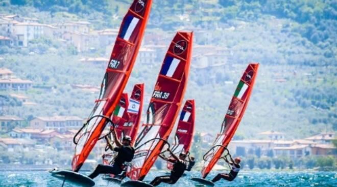 Campione del Garda, iQFOiL International Games 2021 seconda giornata