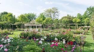 castello quistini in fiore
