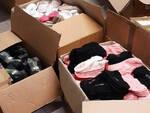 Coccaglio carichi di calze contraffatte e hashish Polizia opera
