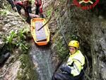 Concesio soccorso alpino vigili del fiuoco