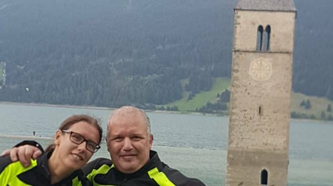 Danilo e Chiara Ghitti