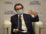 Fontana a Brescia da Lombardia 237 milioni alla provincia per il piano Marshall