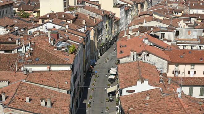 Brescia centro via Garibaldi