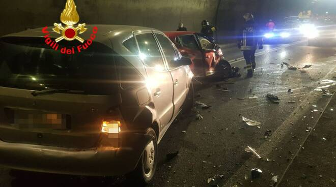 incidente marone galleria