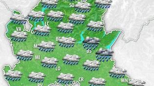 lombardia 10-15 maggio meteo