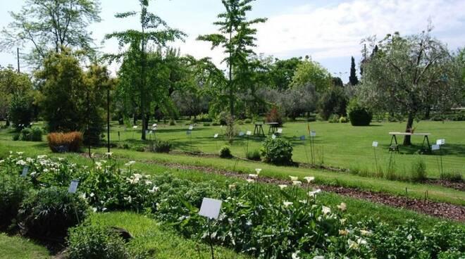 Orto botanico a Toscolano Maderno