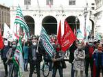 Primo Maggio 2021 Brescia piazza Loggia
