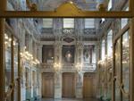 sale e affreschi del teatro Grande