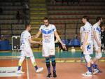 Taranto contro Brescia volley playoff