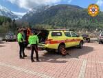 Temù ricerche Laura Ziliani soccorso alpino