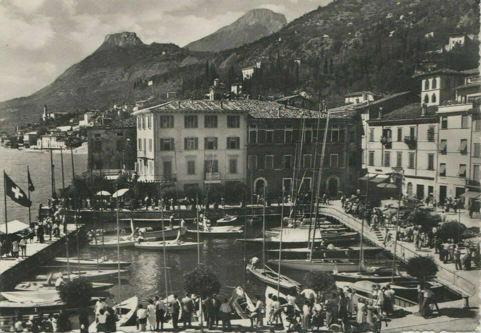 vela si apre la stagione sul lago di Garda