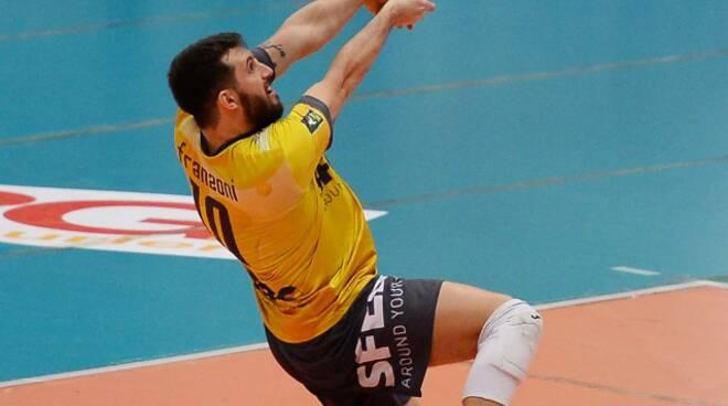 Volley Brescia in finale contro taranto