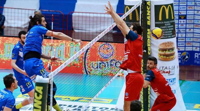 volley Brescia Taranto