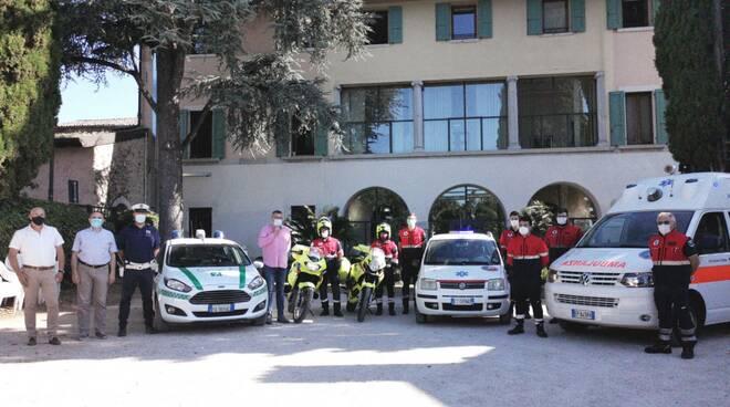 Associazione nazionale carabinieri valle del chiese