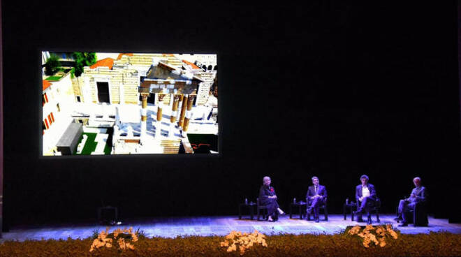 Brescia Bergamo 2023 dal teatro Grande è iniziato il percorso