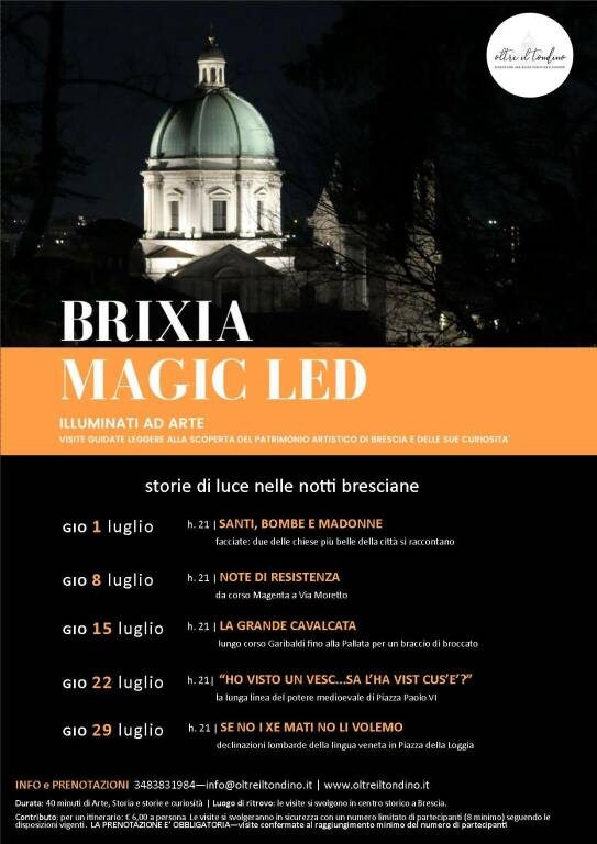 Brixia magic led